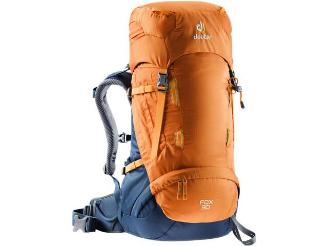 Deuter Fox 30 Backpack Barn mango-midnight